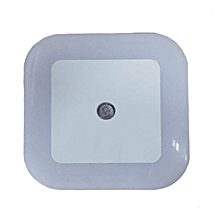 CO Square Light Control Led Sensor-white