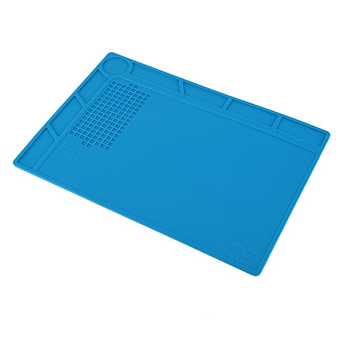 Scaffold Desk Mat : Cocobuy silicone heat insulation pad maintenance platform