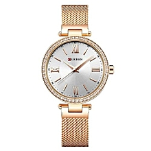 Women's Casual Fashion Quartz Lady Wrist Watch Modern Design Ladies Gift Women Simple Watch