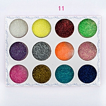 Nail Glitter Sequin Eyeshadow Makeup Shimmer Shinning Face Eye Glitter