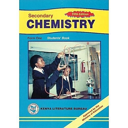 Secondary Chemistry Form 1 - Fifth Edition