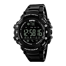 Hiamok  Sport Waterproof Bluetooth Smart Watch Phone Mate For Smartphone BK