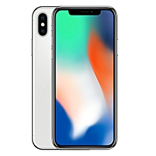"iPhone X, 5.8"", 256GB (Single SIM) Silver"