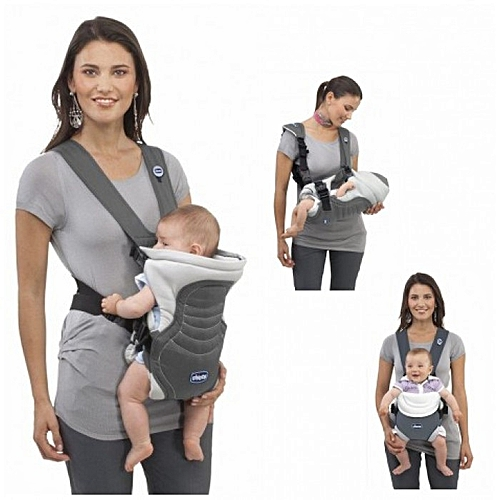 Red White Chicco Designer Baby Carrier 3 5 Kg To 9 Kg