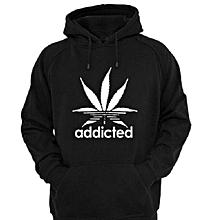 Addicted Hoodie- black