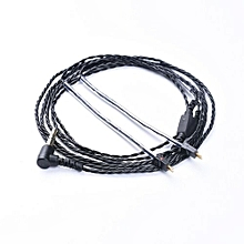 Replacement Headphones Cable Cord For Logitech UE18 JH13 Westone W4r UM3X 1964 A