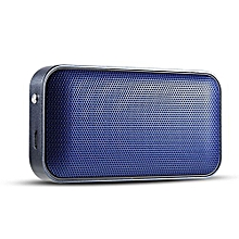 BT - 207 Mini Bluetooth Speaker Portable Player With Strap-Blue