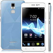 "un-locked 5.5"" Straight Talk AT&T 3G Android 8GB 4 Core Smartphone Cell Phone-sky blue"