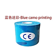 5CM X 5M Camouflage Kinesiology Waterproof Muscle Tape Health Care Therapeutic