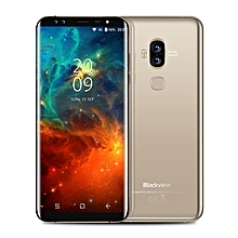 """S8 4GB RAM 64GB ROM 5.7"""" HD+ Android 7.0 4G LTE Smartphone Gold"""