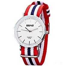 guoaivo SBAO  Fashion Temperament Vintage Couple Simple High-end Watches - Multicolor A