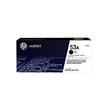 53A - Q7553A - LaserJet Toner Cartridge - Black