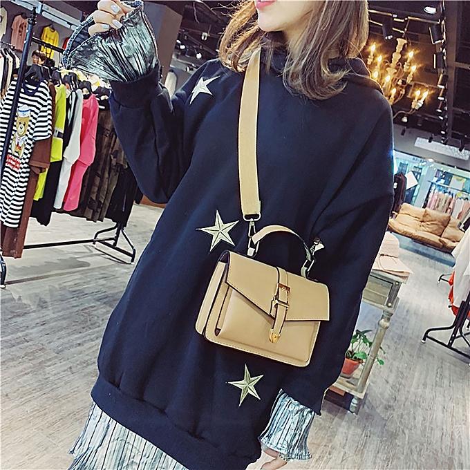 2d46df26a16a koaisd Women Small Bag Tide Korean Version Simple Wild Messenger Shoulder  Bag .