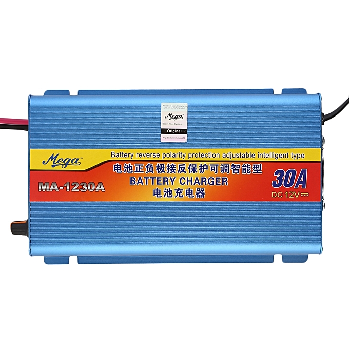 Buy Allwin 12V 30A Car Battery Charger Motorcycle Battery Charger ...