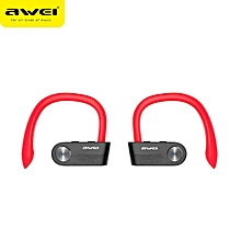LEBAIQI AWEI T2 Wireless Bluetooth Earphone TWS Stereo Headset Cordless Ecouteur for Phone Auriculares With Microphone Bluetooth V4.2