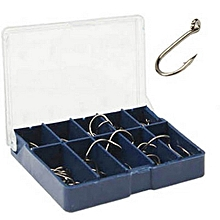 Ise Without Hole Fishing Hook (3# To 12#,single Box Sell, A Box Inside About 70 To 80 Hooks)