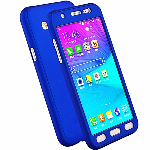 low priced 5ffcc e44b0 Samsung Galaxy J5 Prime 360 Degree Protection Matte Case Cover Casing  224240 (Neutral)