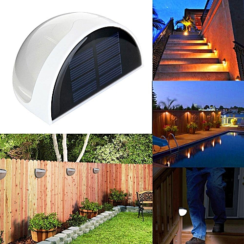 wall accent lighting. Interesting Wall Solar Powered Wall Sensor Light Accent Lighting Waterproof 6 LED Practical  Acent For Fence Outdoor To G
