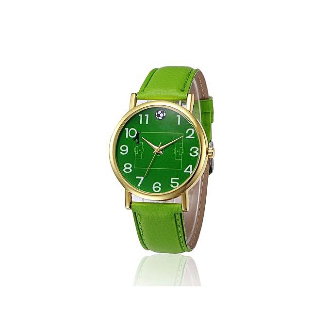 213f2d8deba Tectores 2018 Fashion Multifunction Retro Design Leather Band Analog Alloy  Quartz Wrist Watch