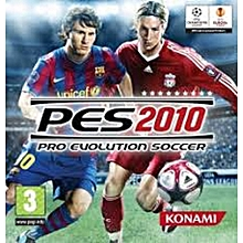 PS3 Game PES 10