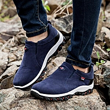 Boots Fashion Sneakers Men Shoes Athletic Shoe Spring Summer Casual Sport Blue