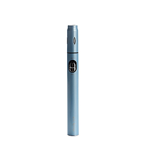New SMY Pluscig V10 Heating E-Cigarette Vape Pen Kit For Heets/Parliment  cartridge vs KeCig 2 0 Plus GXG I1S (Light Blue)