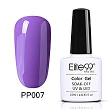 10ml UV/LED Gel Nail polish-Purple series (PP007)