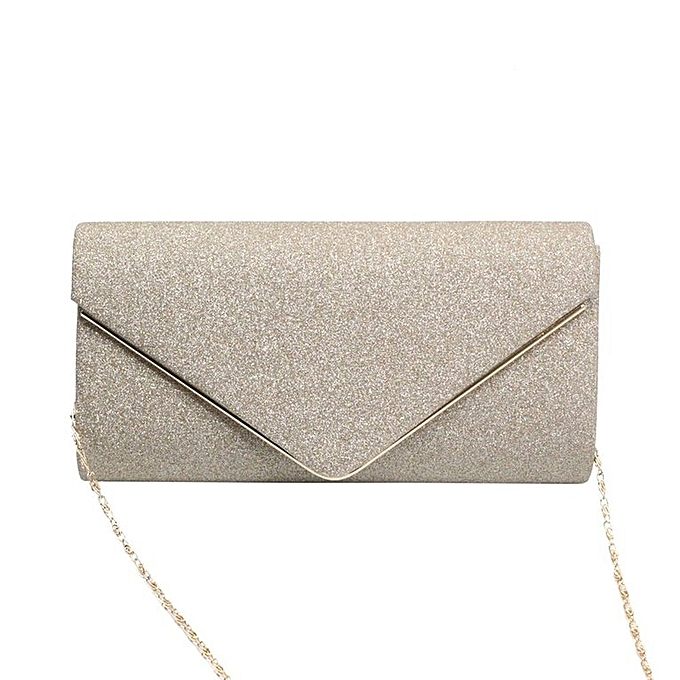 19640b9d0ae Women Clutch Bag Wedding Party Night Club Bling Sequined Evening Bag for  Lady gold