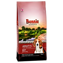 Adult Dog Food Beef - 15kg