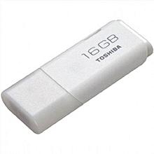 Toshiba U202 16gb Handy Drive -White (White) LJMALL