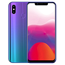 S9, 4GB+32GB, Dual Back Cameras, Face & Fingerprint Identification, 6.18 inch Notch Screen Android 8.1 MTK6750 Octa Core up to 1.5GHz, Network: 4G (Twilight)