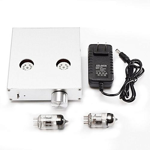 Audio 6N3 Vacuum Valve Tube Pre-Amplifier Stereo Hi-Fi Preamp DIY Desgin  Kit New