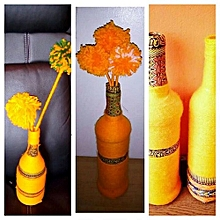 Bottle Vases(set of 3)