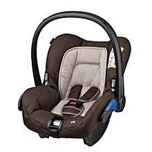 Bebe Confort Citi Car Seat (0-12 Months) - Earth Brown