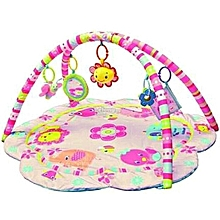 Baby Play Mat-Multicolour (Pink)