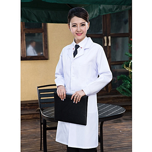 Buy Generic Drugstore Working Clothes Doctor Clothing Long Sleeve