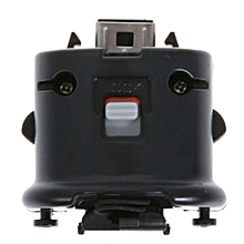 Motion Plus Sensor Accelerator for Nintendo Wii Game Controller Remote(Black)