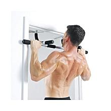 Iron Gym Bar(Door Gym) - Black