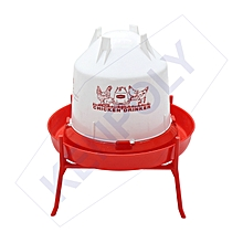 Durable Chicken Drinkers 5 liters with Stand