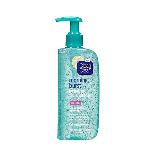 Johnson facial cleanser