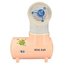 Bladeless Turbine Fan 360 Mosquito Repellent Perfume Fan