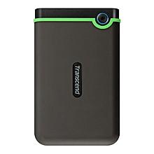 StoreJet® 25M3 - 500GB USB 3.0 External Hard Drive - Grey