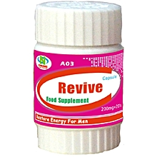 Revive (Restore energy for men only)