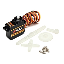 Emax ES08A II Mini Plastic Gear Analog Servo 1.8kg/sec for RC Models-