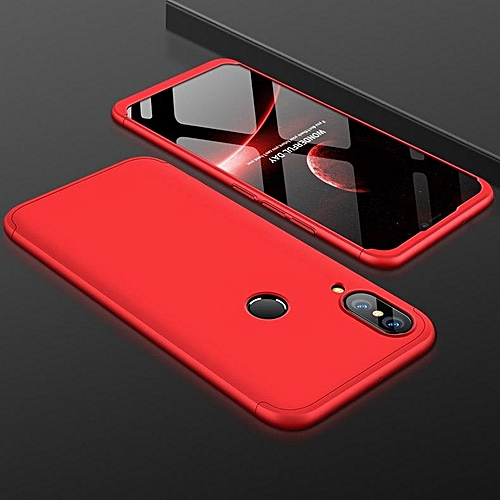 the best attitude d70be 42707 For Honor 8XMax Case 360 Full Protection Drop-proof Armor Hybrid Anti-knock  Hard PC Matte Case For Huawei Honor 8X Max