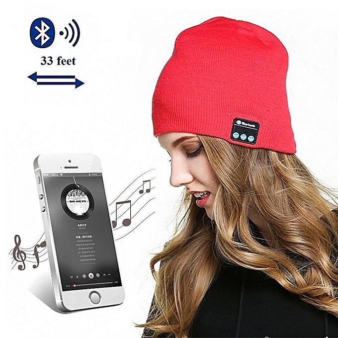9948521233d Generic Bluetooth Hat