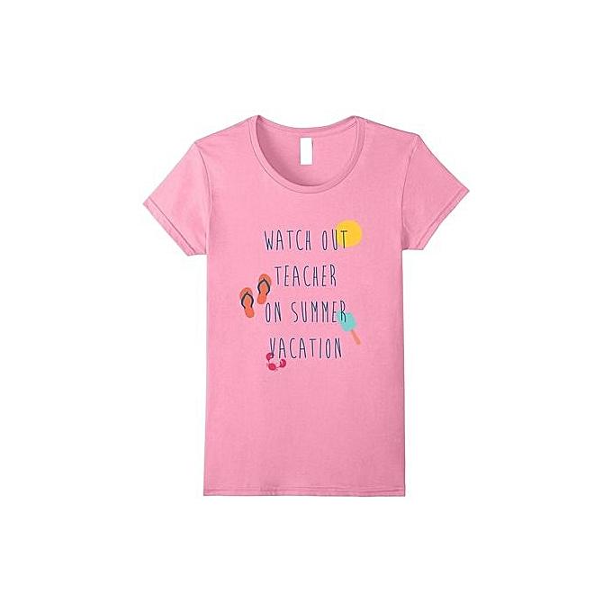 b2ddbe3faf10 Haiudghaa Hduaibqj Teacher On Summer Vacation Teacher Gift T-shirt Adakcciqq