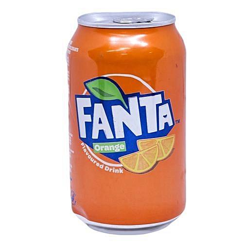 best service f7677 7836e Fanta Soda Can - 330ml - 6 Pack