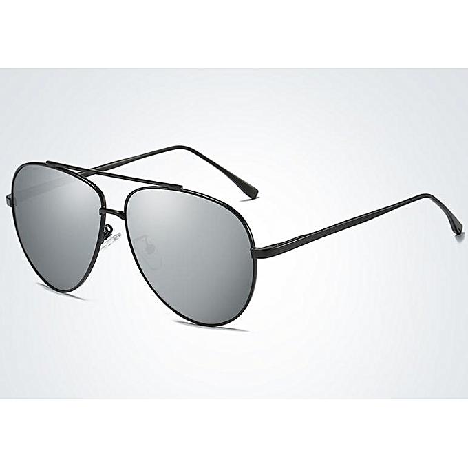 Buy Generic Elegant Men and women polarized sunglasses framed ...