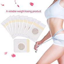 Chinese Medicine Navel Stick Slimming  Patch Natural Creative 40Pcs/Lot Detox